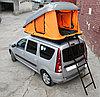 Багажный бокс-палатка (автопалатка) TRAVEL YUAGO 1000 л. 215х144х39 см.