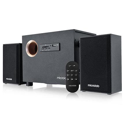 Акустическая система Microlab M-105R Чёрный, фото 2