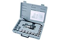 Цанговый патрон ISO40/ER32 с набором из 12 цанг 3-20 мм