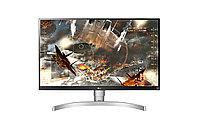 LG 27UL650-W Монитор 27'', 4K 3840x2160, 60Гц, IPS, VESA DisplayHDR 400, AMD Free Sync, Регулировка высоты