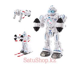 """Робот «Атлет» световые и звуковые эффекты для детей """"в подарок"""""""