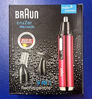 Триммер для носа 3 в 1 Braun CruZer