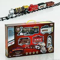 """Детская Железная дорога """"Мой поезд"""". Поезд на радио управлении!"""