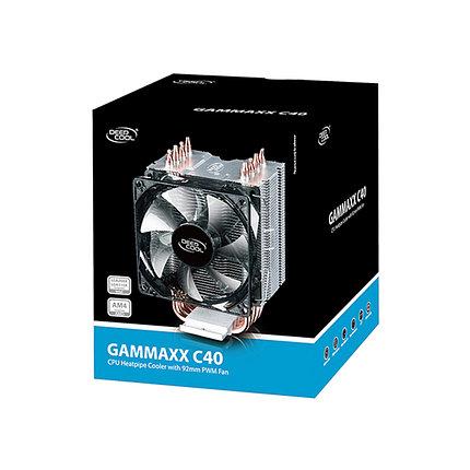 Кулер для процессора Deepcool GAMMAXX C40, фото 2