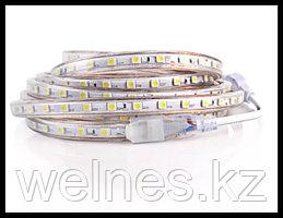 Термостойкая влагозащищенная лента Neo Neon для декоративной подсветки в сауне (белый, LED, 12V, IP67)