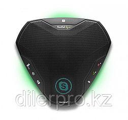 """Konftel EGO - беспроводной спикерфон (Bluetooth/NFC/A2DP, USB, jack 3.5мм, акб, ЖК-1.77"""", микрофоны 360°)"""