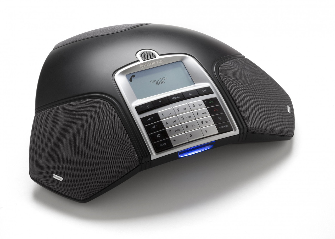 Konftel 300 - телефон для конференц-связи (конференц-телефон), DECT/GSM, PA