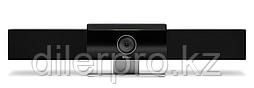 Poly Studio - универсальная USB-конференцкамера со встроенным саундбаром, 4К UHD, WiFi