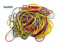 Резинки для денег Kuvert, 250 гр, цветные
