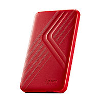 """Внешний жёсткий диск Apacer 1TB 2.5"""" AC236 Красный"""