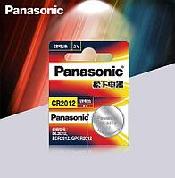 Батарейка Panasonic CR2012