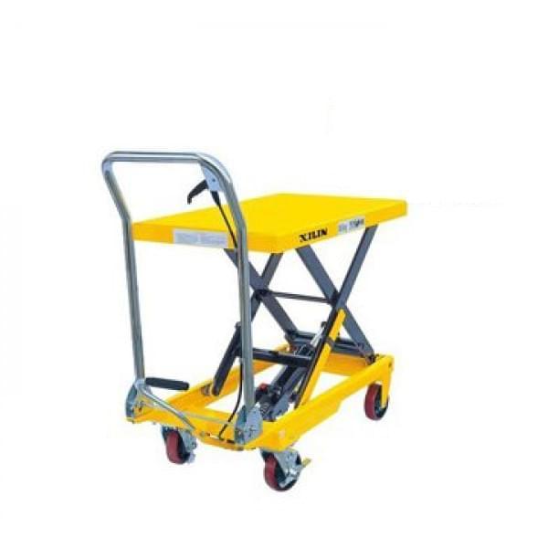 Стол подъемный гидравлический WP-500 300-900 мм