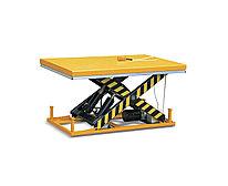 Стол подъемный стационарный TOR HW1003 г/п 1000кг, подъем 240-1300мм