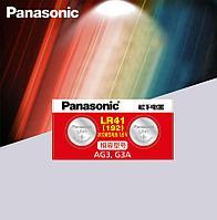 Батарейка PANASONIC LR41(AG3,G3A,192)