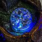 """Фонтан """"Домик у реки"""" 14х20х24,5 см (с подсветкой) мод., фото 3"""