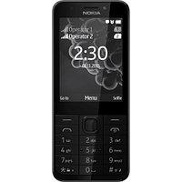 Nokia 230 Dual Sim Black мобильный телефон (Nokia 230)