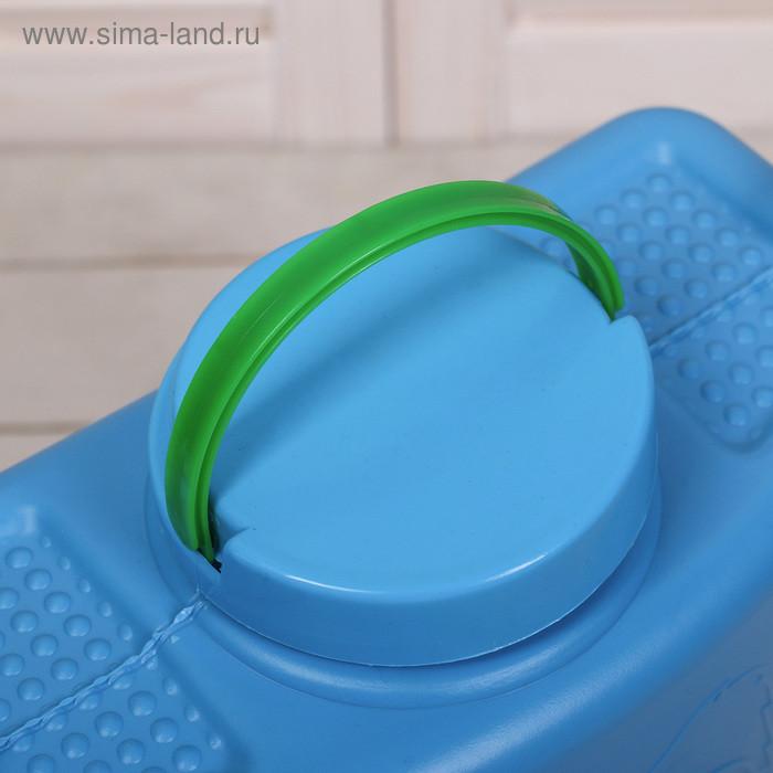 Канистра-умывальник пищевой, 9 л, цвет МИКС - фото 4