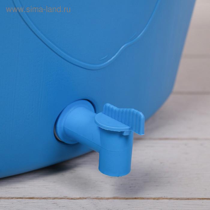 Канистра-умывальник пищевой, 9 л, цвет МИКС - фото 7