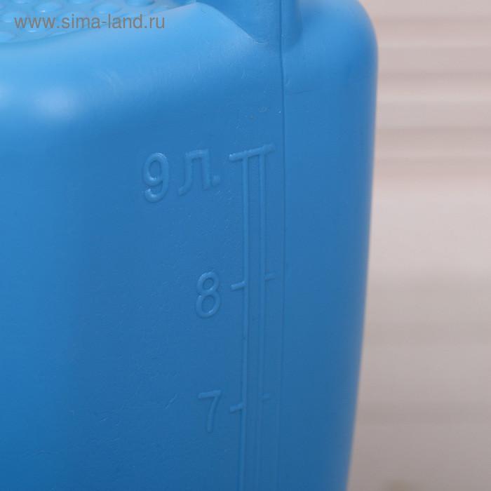 Канистра-умывальник пищевой, 9 л, цвет МИКС - фото 8