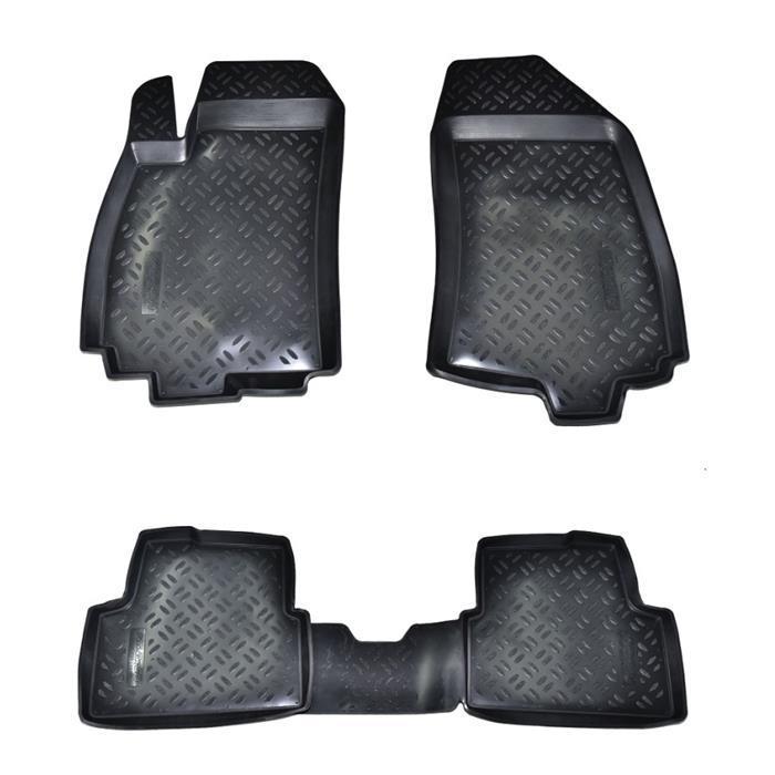 Коврики в салон Chevrolet Cobalt (2011-2015)/Ravon R4 (2016-2021)