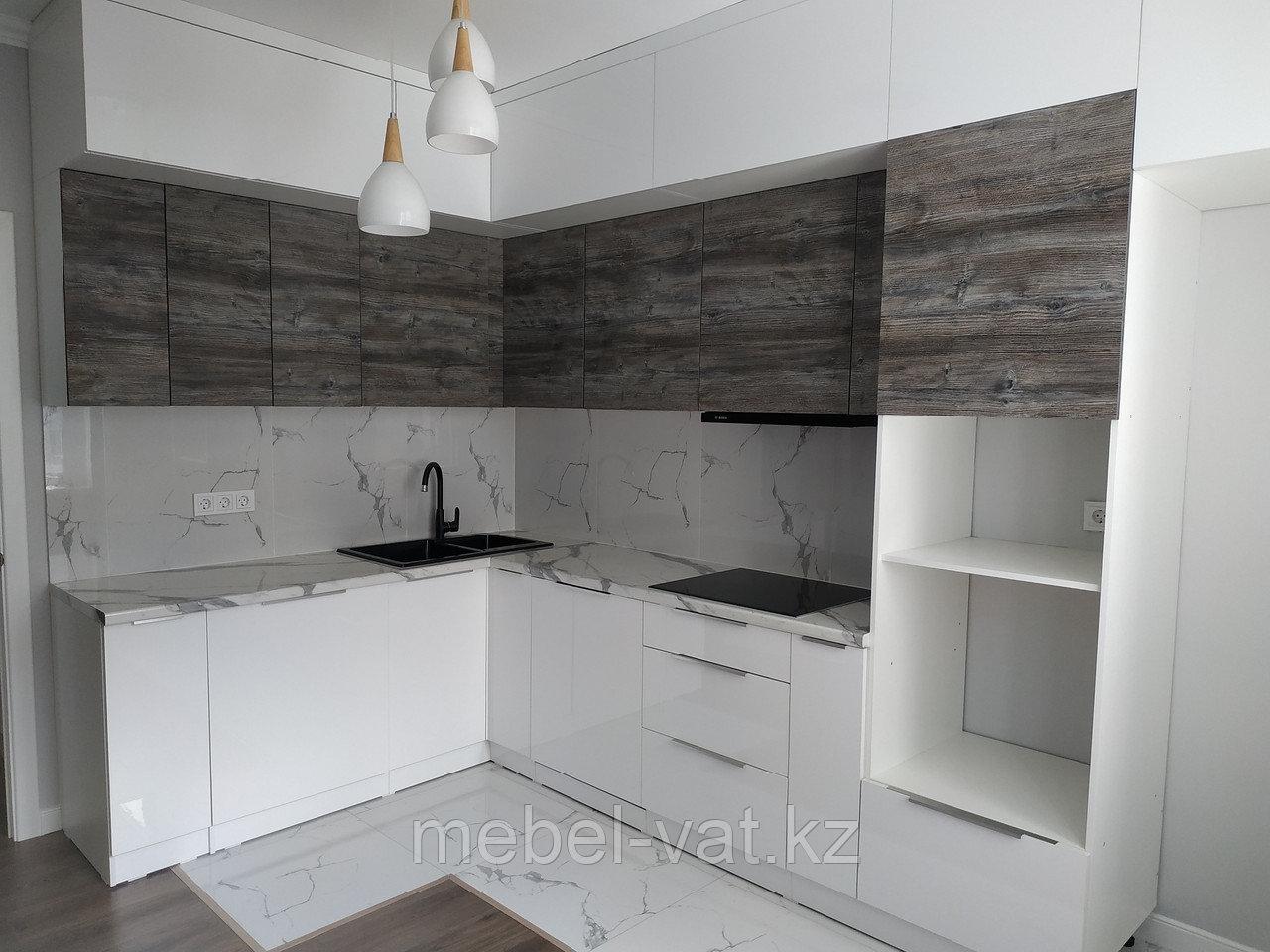 Комплект мебели: Кухня, шкаф со столом, туалетный столик, ТВ-тумба, тумба в ванную