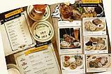 Меню для ресторанов,  меню в Алматы, дизайн, фото 3