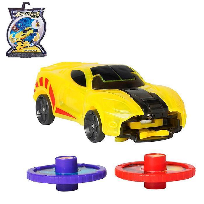 Машинка-трансформер «Дикие Скричеры: Спаркбаг» - фото 1
