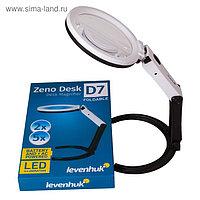 Лупа настольная Levenhuk Zeno Desk D7