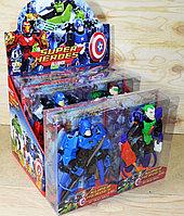 Немного помятая!!! 2013-12A Бионикл мстители Super Herdos 6 видов, цена за 1шт 25*22см, фото 1