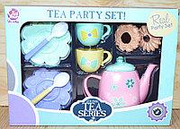 Немного помятая!!! Sk13C Чайный набор с печеньками Tea Party Set