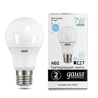 23237A Лампа Gauss 7W E27 6500K