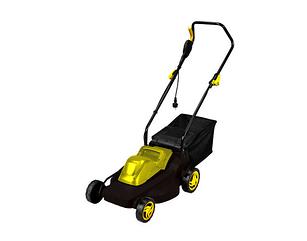 Газонокосилка электрическая Huter ELM-2000 P