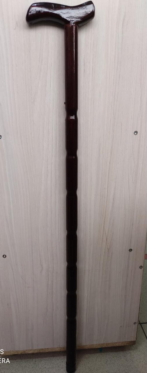 Трость для ходьбы деревянная
