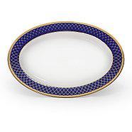Аружан столовый сервиз (ярко-синий), фото 6