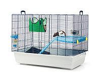 Клетка двухэтажная для мелких животных Savic Freddy 2 (темно синяя)