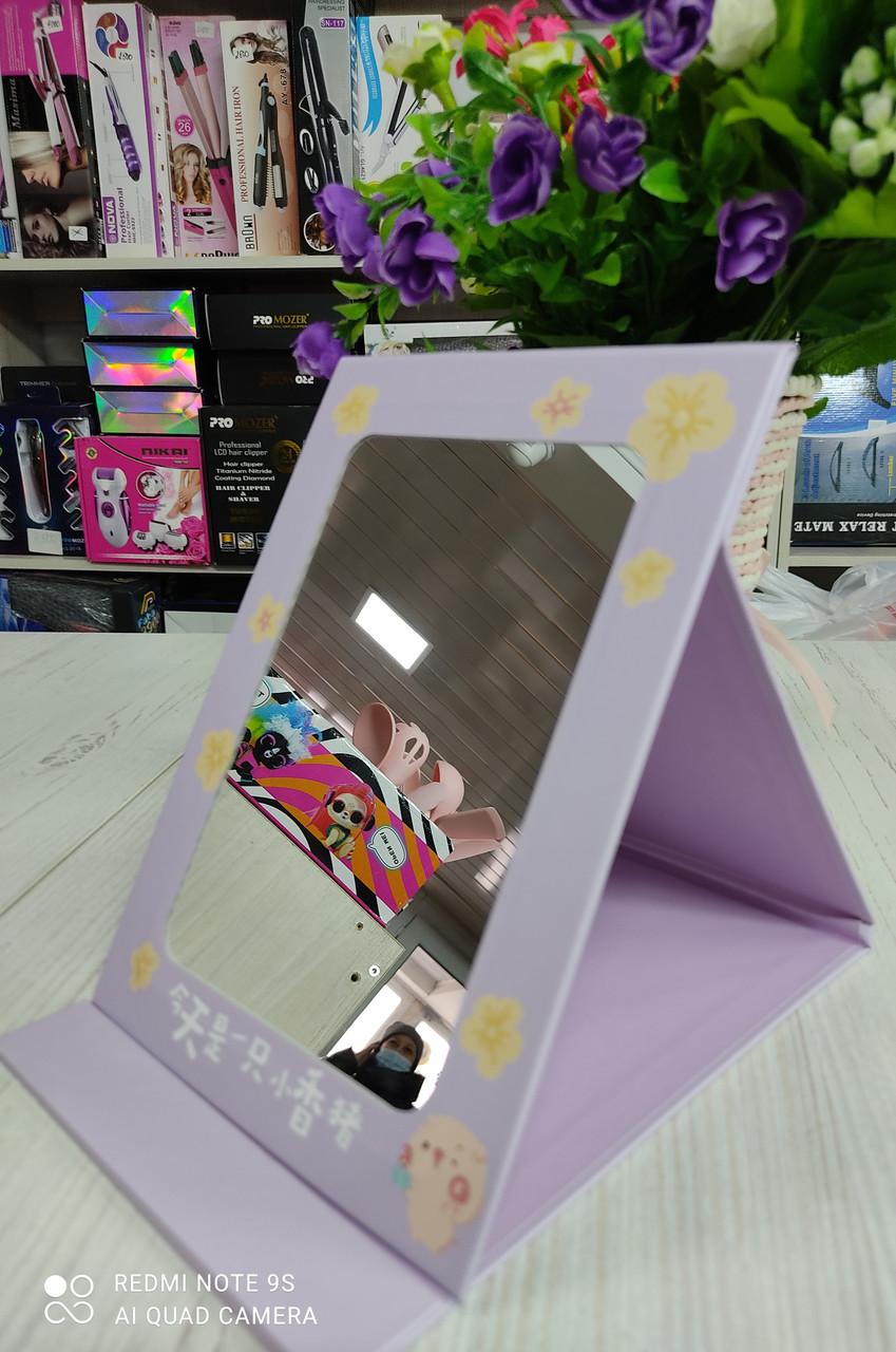 Зеркало настольное в планшете