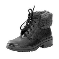 Тактические ботинки 'БЖ-4' женские, шерстяной мех, размер 40