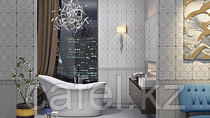 Кафель | Плитка настенная 20х40 Преза | Preza серый