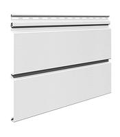 Софит виниловый VOX 0,25x3,0 м (0,75 м2) Белый SV-05 UNICOLOR