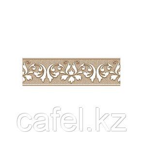 Кафель | Плитка настенная 20х40 Преза | Preza стена табачный бордюр