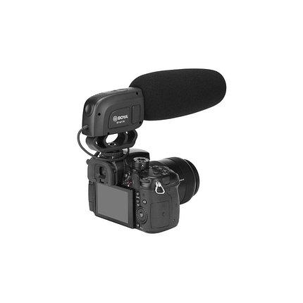 Конденсаторный микрофон-пушка BOYA BY-M17R, фото 2