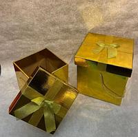 Подарочные коробки (34/34/34см)