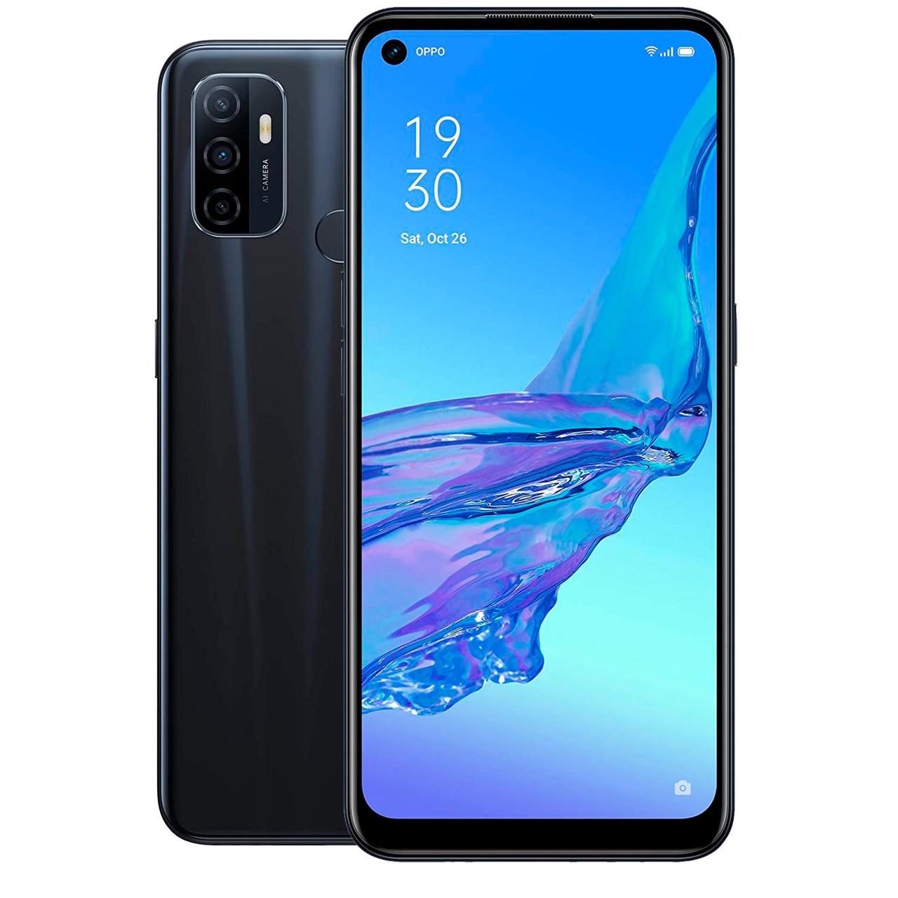 Смартфон OPPO A53 128Gb Black