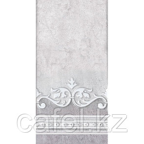 Кафель | Плитка настенная 20х40 Преза | Preza стена серый переход