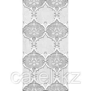 Кафель | Плитка настенная 20х40 Преза | Preza серый декор 3