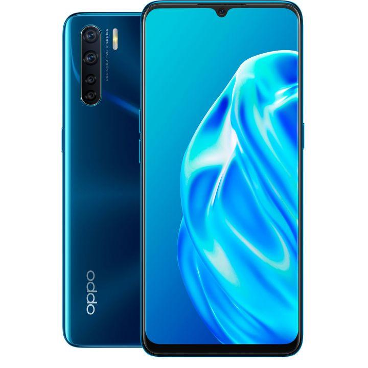 Смартфон OPPO A91 Blue