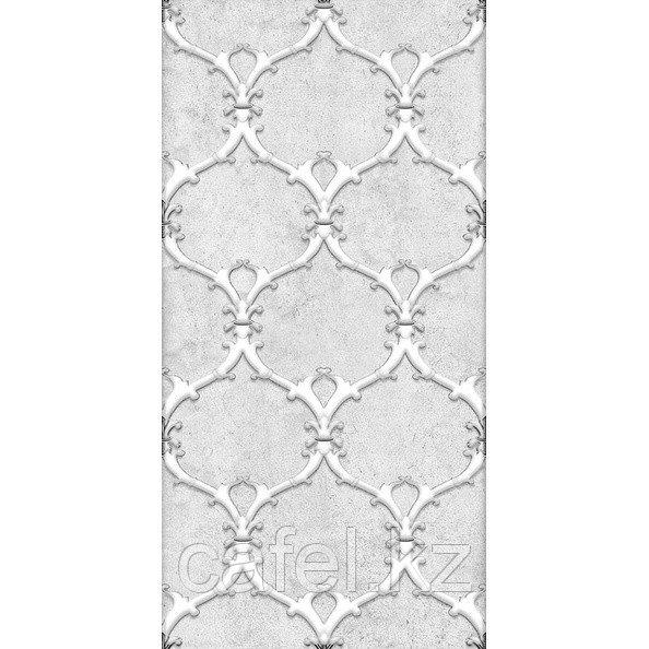 Кафель | Плитка настенная 20х40 Преза | Preza серый декор 2