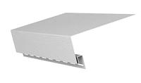 Планка околооконная большая 250x75x3000 мм Белый SV-20