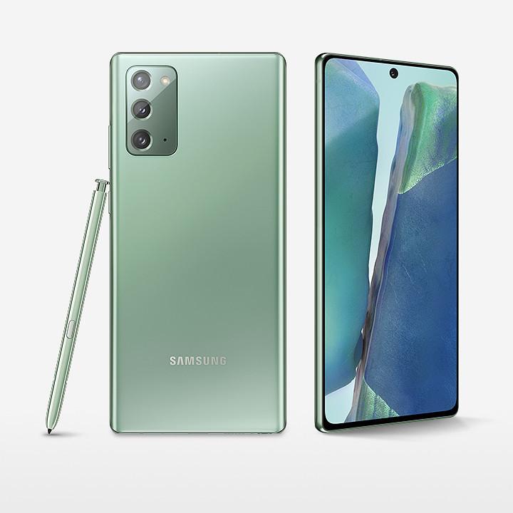 Смартфон Samsung Galaxy Note20 Green