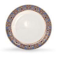 Тамерлан столовый сервиз (подтарельник - 25,5 см, закусочная тарелка - 22 см), фото 5